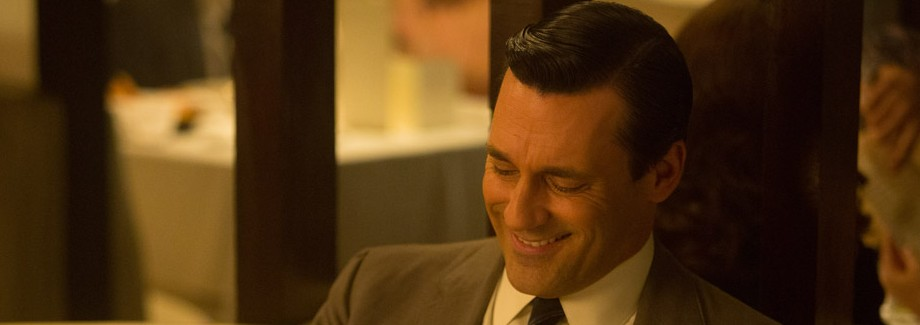 "Mad Men 7.01, ""Time Zones"" (season premiere)"