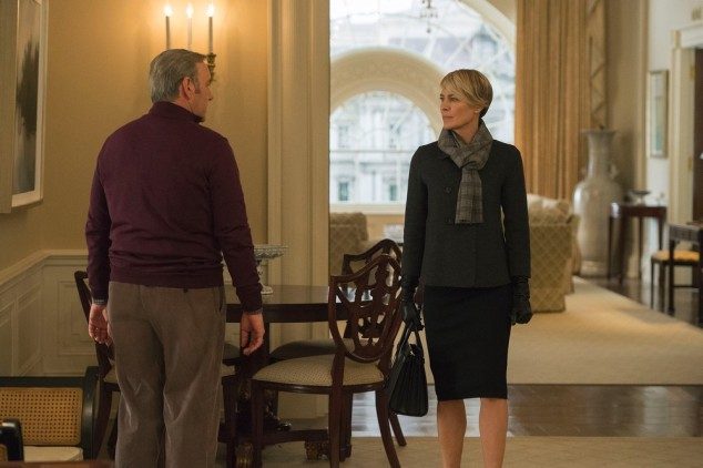 House of cards - chapter 39